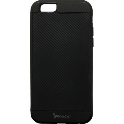 Накладка iPhone 6/6S black/black iPAKY2