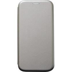 Чехол-книжка SA J330 gray Wallet