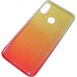 Силикон Xiaomi Mi A2 Lite/6pro pink Gradient Incore