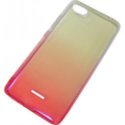 Силикон Xiaomi Redmi6A pink Gradient Incore