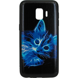 Накладка SA J260 J2 Core Kitty Night case