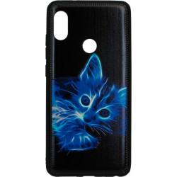 Накладка Xiaomi Redmi Note5/5Pro Kitty Night case