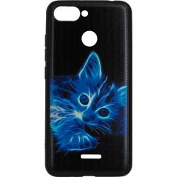 Накладка Xiaomi Redmi6 Kitty Night case