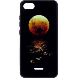 Накладка Xiaomi Redmi6A black Moon Luminous