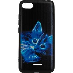 Накладка Xiaomi Redmi6A Kitty Night case