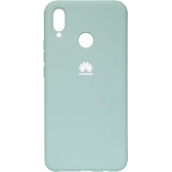 Накладка Huawei P Smart Plus mint Soft Case