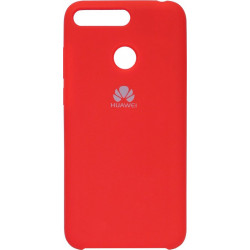 Накладка Huawei Y6 Prime (2018)/Honor7A Pro red Soft Case