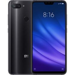 Xiaomi Mi 8 Lite 4/64GB Midnight Black Европейская версия EU GLOBAL Гар. 12 мес. + FULL-комплект аксессуаров*