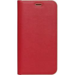 Чехол-книжка Xiaomi Redmi Note5/5Pro red leather Florence