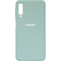 Накладка SA A750/A7 (2018) mint Soft Case