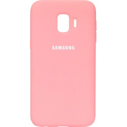 Накладка SA J260 J2 Core pink Soft Case