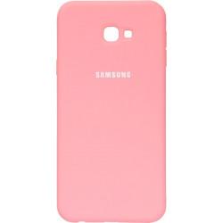 Накладка SA J415/J4+ pink Soft Case