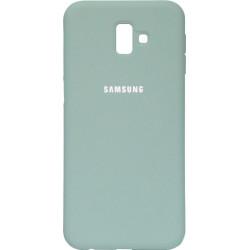 Накладка SA J610/J6+ mint Soft Case