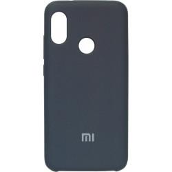 Накладка Xiaomi Mi A2 Lite/Redmi6 Pro dark blue Soft Case