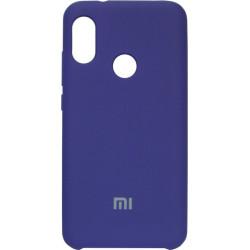 Накладка Xiaomi Mi A2 Lite/Redmi6 Pro violet Soft Case
