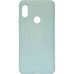 Накладка Xiaomi Redmi Note5/5Pro mint Soft Case