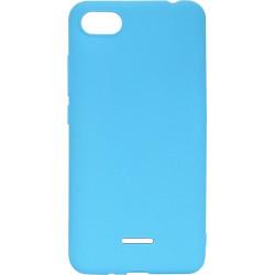 Силикон Xiaomi Redmi6A blue Soft Touch