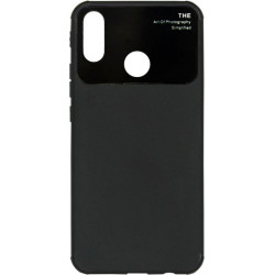 Силикон Huawei P Smart Plus black Acrylic TPU