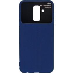 Силикон SA A605 blue Acrylic TPU