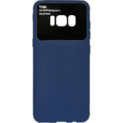 Силикон SA G950 S8 blue Acrylic TPU