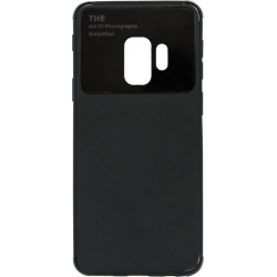 Силикон SA G960 S9 black Acrylic TPU