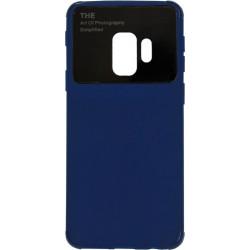 Силикон SA G960 S9 blue Acrylic TPU