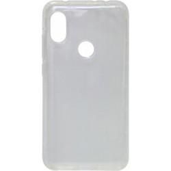 Силикон Xiaomi Redmi Note6 Pro white 0.7mm