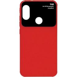 Силикон Xiaomi Mi A2 Lite/Redmi6 Pro red Acrylic TPU
