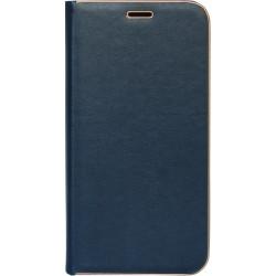 Чехол-книжка SA J400 blue leather Florence