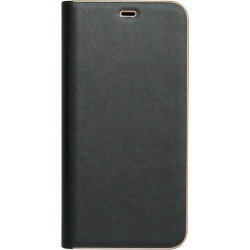 Чехол-книжка Huawei P Smart Plus black leather Florence