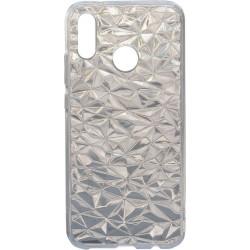 Силикон Huawei P20 Lite/Honor8X white Diamond