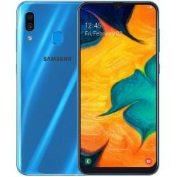 Samsung Galaxy A30 SM-A305F 3/32Gb Blue (SM-A305FZBU) UA-UCRF Оф. гарантия 12 мес. +FULL-комплект аксессуаров*
