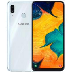Samsung Galaxy A30 SM-A305F 3/32Gb White (SM-A305FZWU) UA-UCRF Оф. гарантия 12 мес. +FULL-комплект аксессуаров*