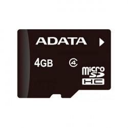 Карта памяти Micro SD 4GB/4 class Adata