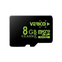 Карта памяти Micro SD 8GB/4 class Verico