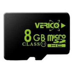 Карта памяти Micro SD 8GB/10 class Verico