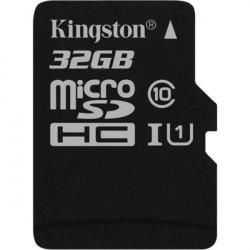 Карта памяти Micro SD 32GB/10 class Kingston