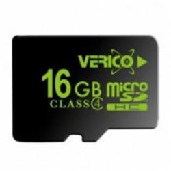 Карта памяти Micro SD 16GB/4 class Verico