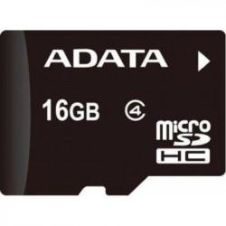 Карта памяти Micro SD 16GB/4 class Adata