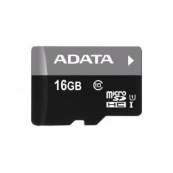 Карта памяти Micro SD 16GB/10 class Adata