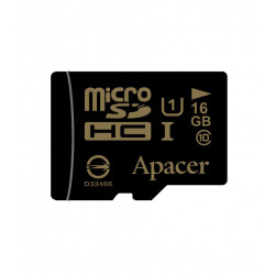 Карта памяти Micro SD 16GB/10 class Apacer