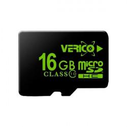 Карта памяти Micro SD 16GB/10 class Verico