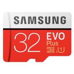 Карта памяти Micro SDXC 32GB/10 class EVO plus Samsung