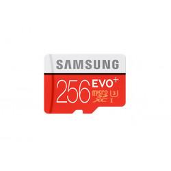Карта памяти Micro SDXC 256GB/10 class EVO plus Samsung