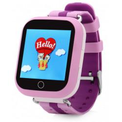 Часы Smart Baby Watch Q100 Kids Pink Гарантия 1 месяц