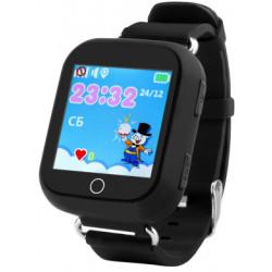 Часы Smart Baby Watch Q100 Kids Black Гарантия 1 месяц
