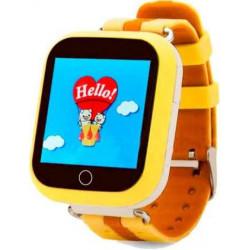 Часы Smart Baby Watch Q100 Kids Yellow Гарантия 1 месяц