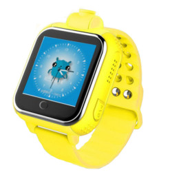 Часы Smart Watch Q200 Yellow Гарантия 1 месяц