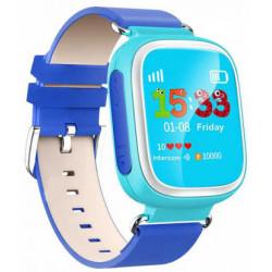 Часы Smart Baby Watch Q80 Blue Гарантия 1 месяц