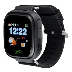 Часы Smart Watch Q90 Kids Black Гарантия 1 месяц